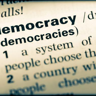 教科書『民主主義』