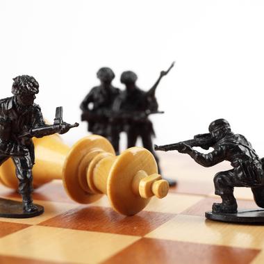 国防長官の戦略