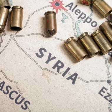 シリアと生物化学兵器