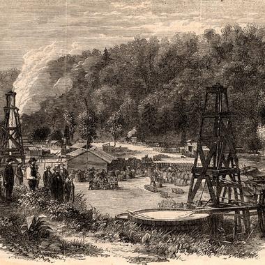 石油の歴史−2