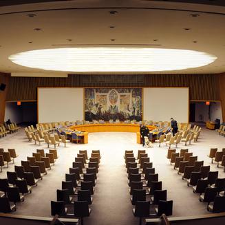 国連は米国の所有物か