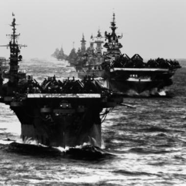 米海軍が見た特攻隊