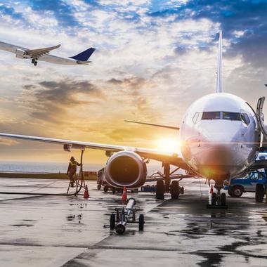 占領と航空産業