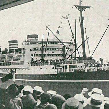 日米交換船